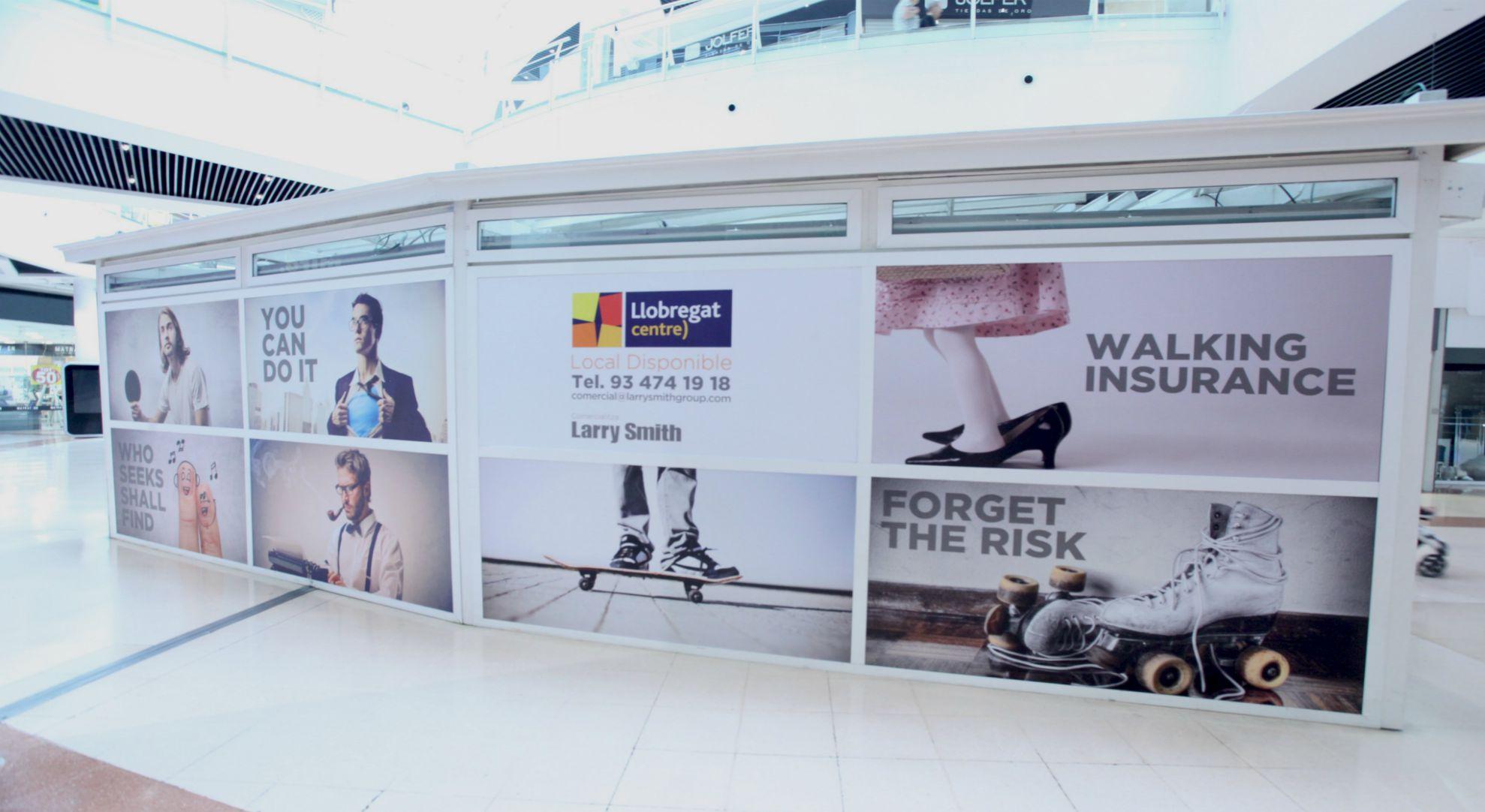 Us presentem la nova imatge del Llobregat Centre!